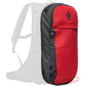 Black Diamond JetForce Pro Booster Zaino 25l, red